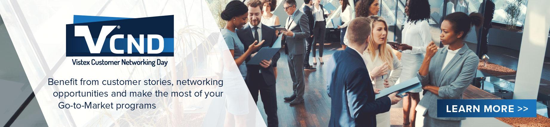 Vistex Customer Networking Day (UK)