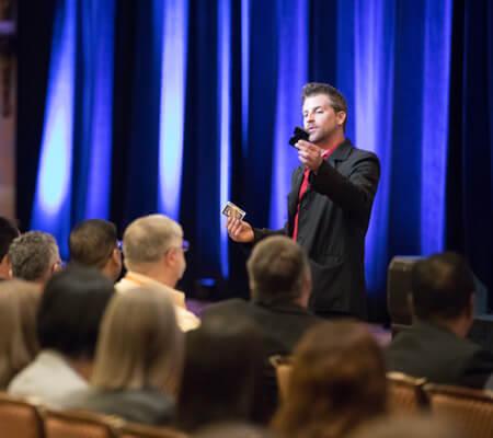 Jason Bird's Keynote  VISTAS 2018