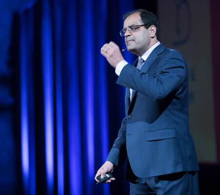 Sanjay Shah's Keynote VISTAS 2018