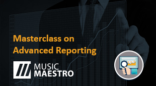 Vistex Music Maestro Webinar
