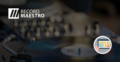 Record Maestro Masterclass Webinar