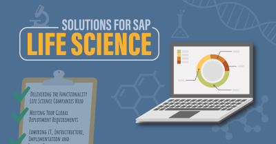 Solutions for SAP: Life Science