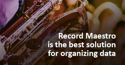 Sovereign Music Record Maestro