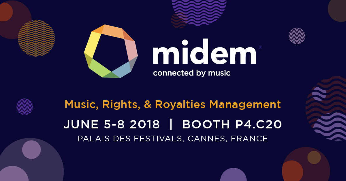 Midem 2018 Connected by Music