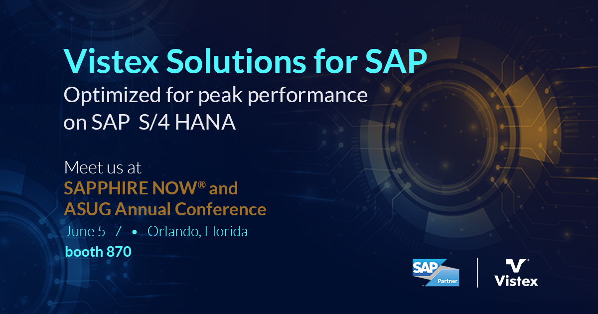 Vistex Solutions on SAP S/4HANA