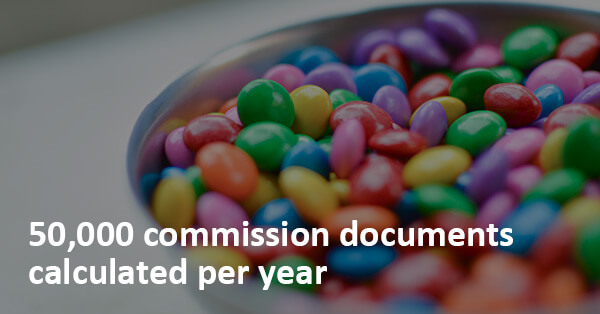 Just Born: SAP-Vistex accelerate candy distributor's commission processing by 80%