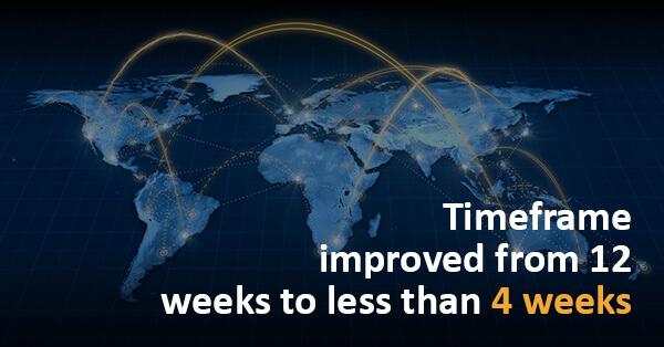 High Performance Network Leader Strengthens Global MDF Processes