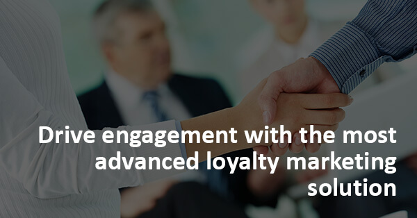 Earn the loyalty of those individuals generating and growing your sales