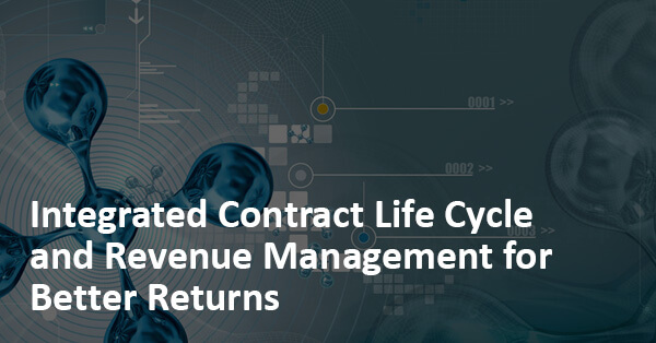 Simplify your Contract and Revenue Life Cycle Management