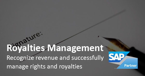 Simplify Your Royalty and Rights Management