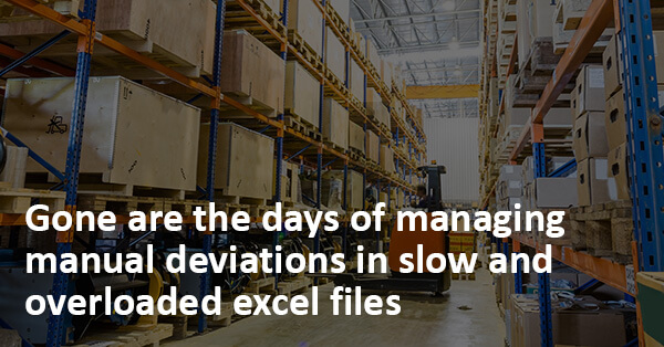 Remain competitive in the Foodservice Distribution marketplace