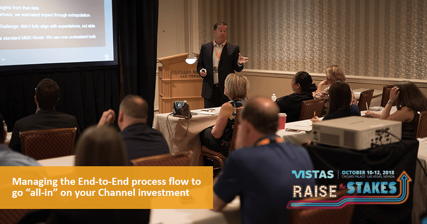 "Managing the End-to-End process flow to go ""all-in"" on your Channel investment"