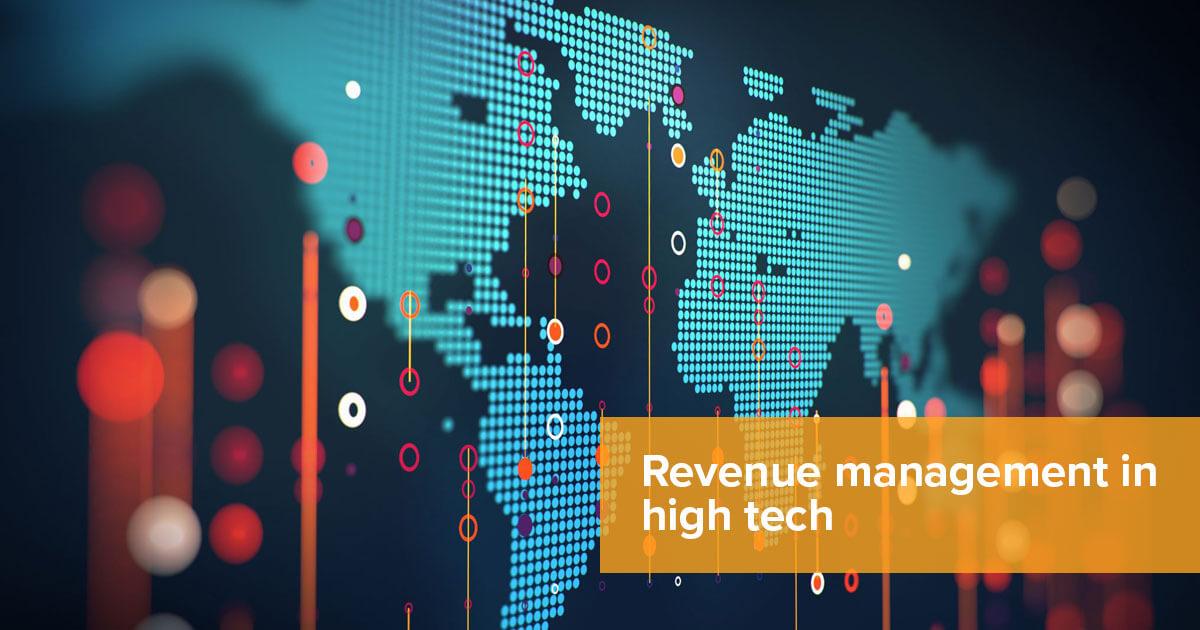 Revenue management in high tech
