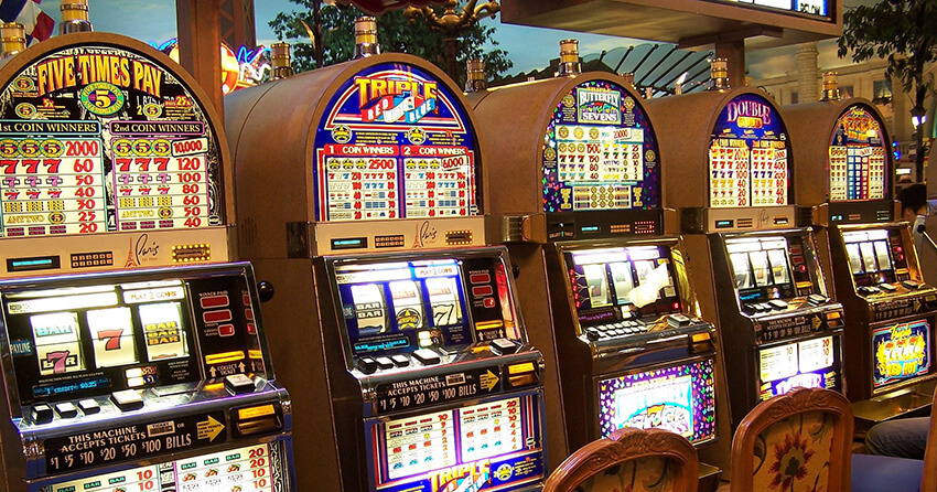 Branded slot machines IP commanding royalty payments