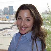 Emily Rainone - Global Client Director for Vistex