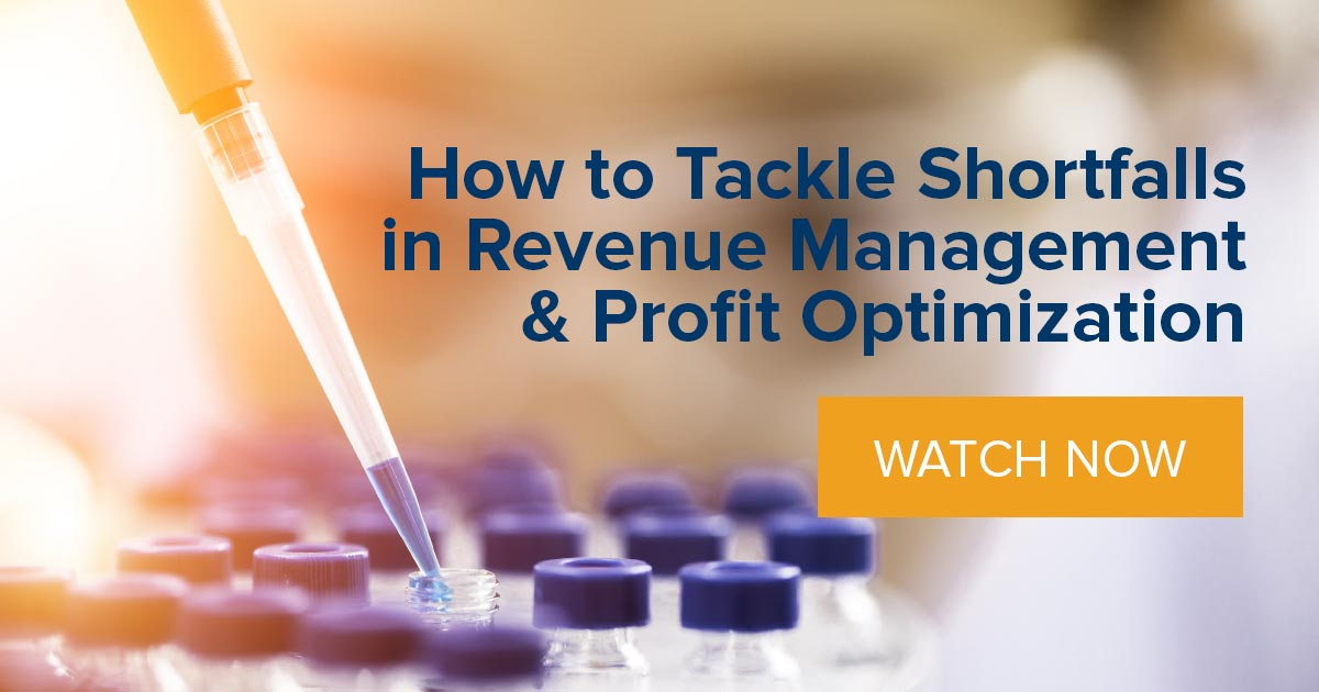 Shortfalls in Revenue Management & Profit Optimization