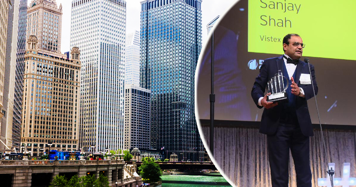 Sanjay Shah EY Entrepreneur of the Year 2019 Midwest