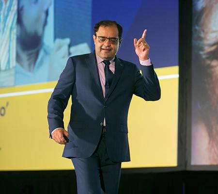 Sanjay Shah - VISTAS 2019 Keynote